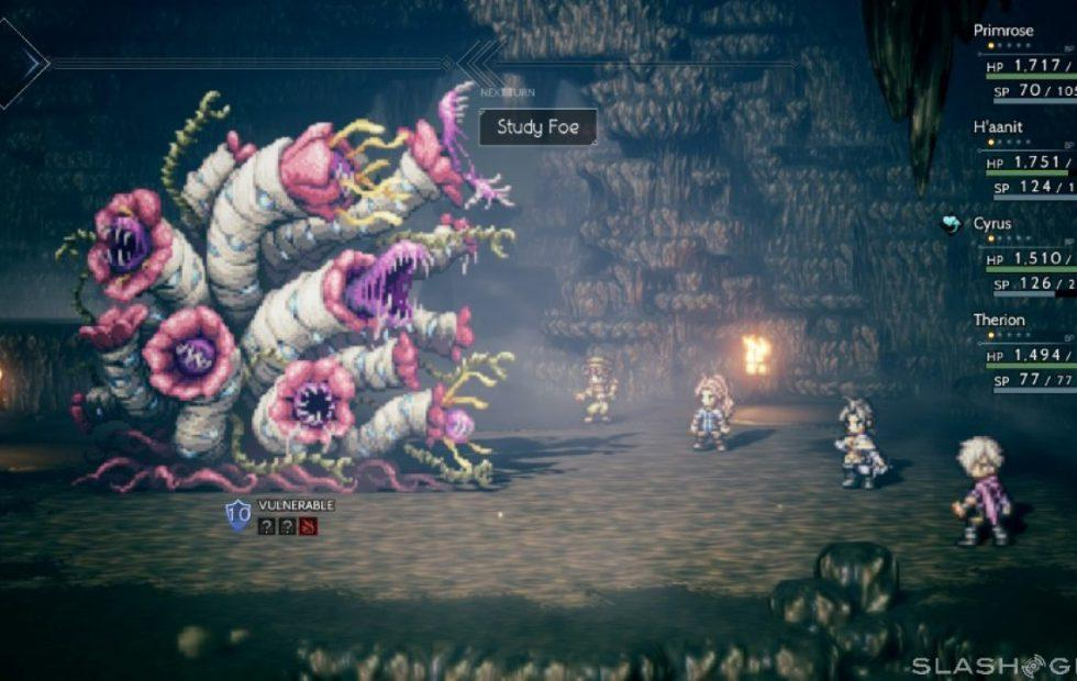 Octopath Traveler review: A solid throwback to the JRPG greats