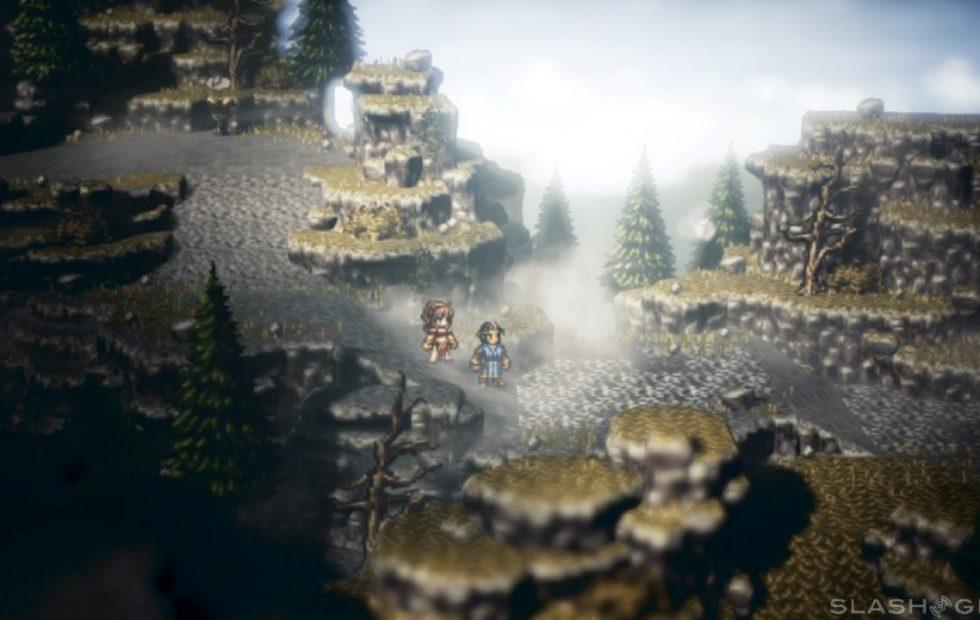 Octopath Traveler could be the Square Enix RPG I've been waiting for