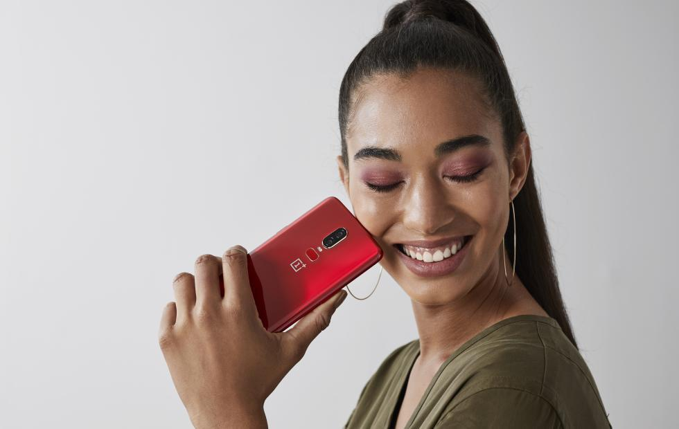 OnePlus 6 Red launched to exude burden-less power
