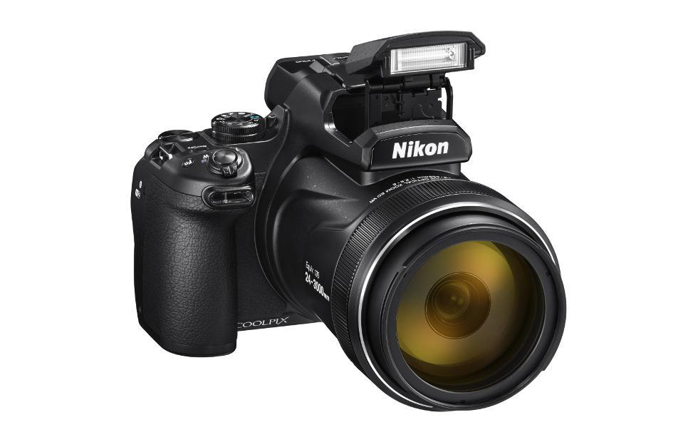Nikon COOLPIX P1000 takes Superzoom to insane levels
