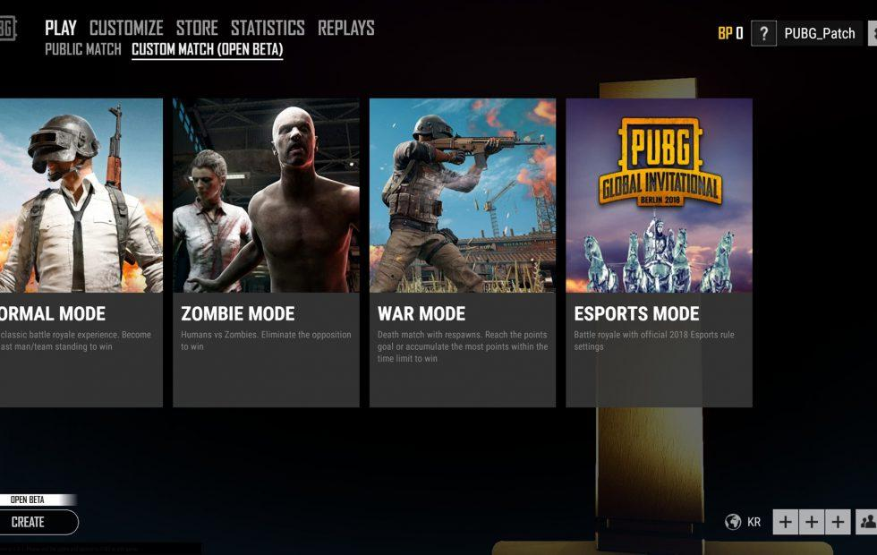 PUBG custom matches will soon be available to all