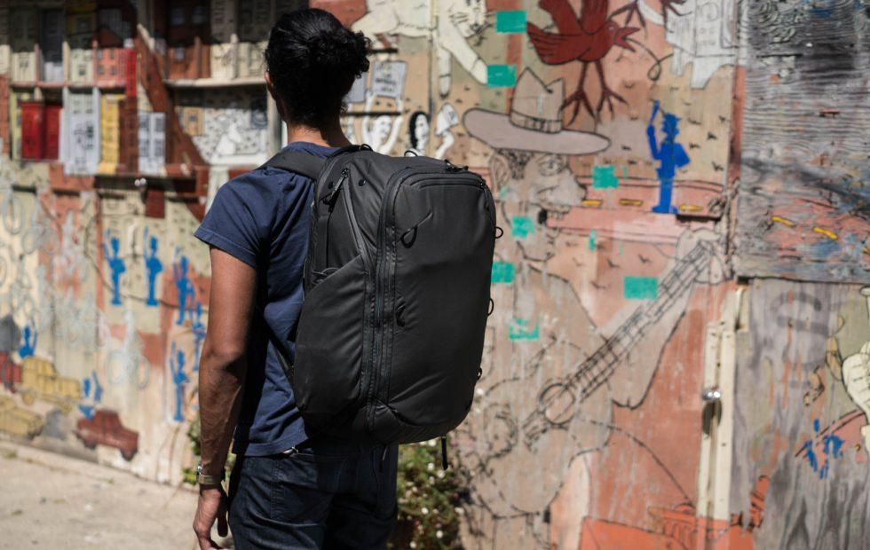 Peak Design Travel Backpack 45L promises more flexible luggage