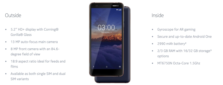 Nokia 3 1 Review: Best at Basics - SlashGear