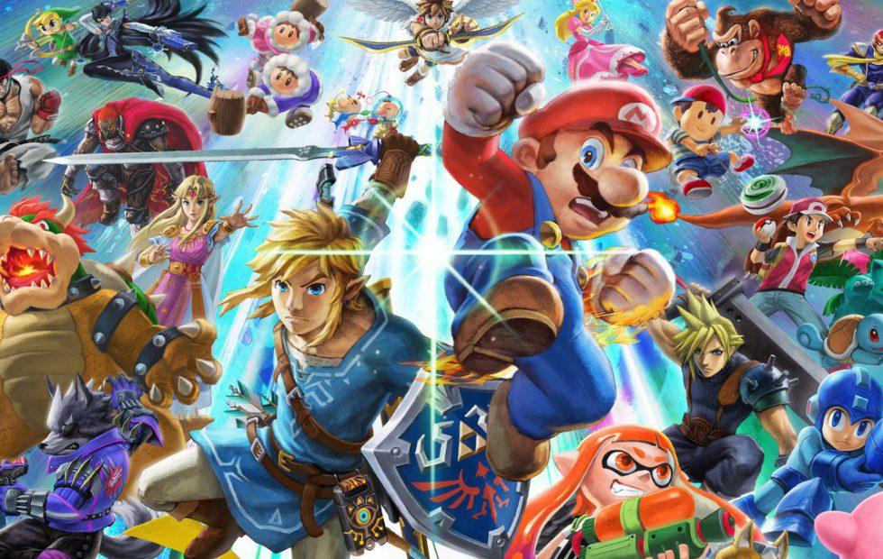 Super Smash Bros Ultimate's character roster has risks says creator