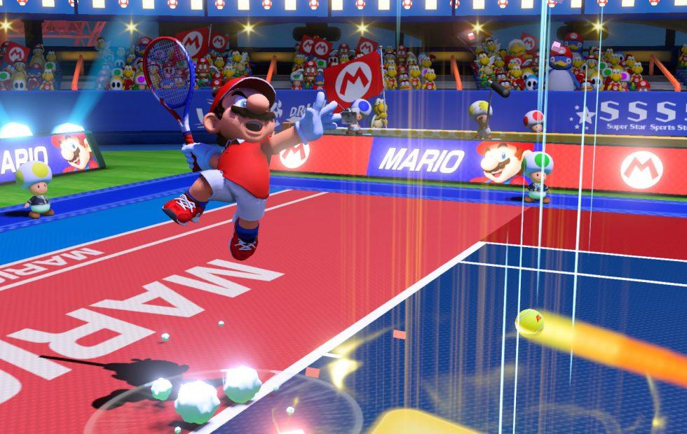 I am so bad at Mario Tennis Aces (but I still kind of love it)