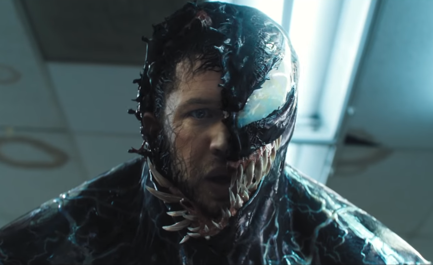 New Venom trailer is packed with symbiotes