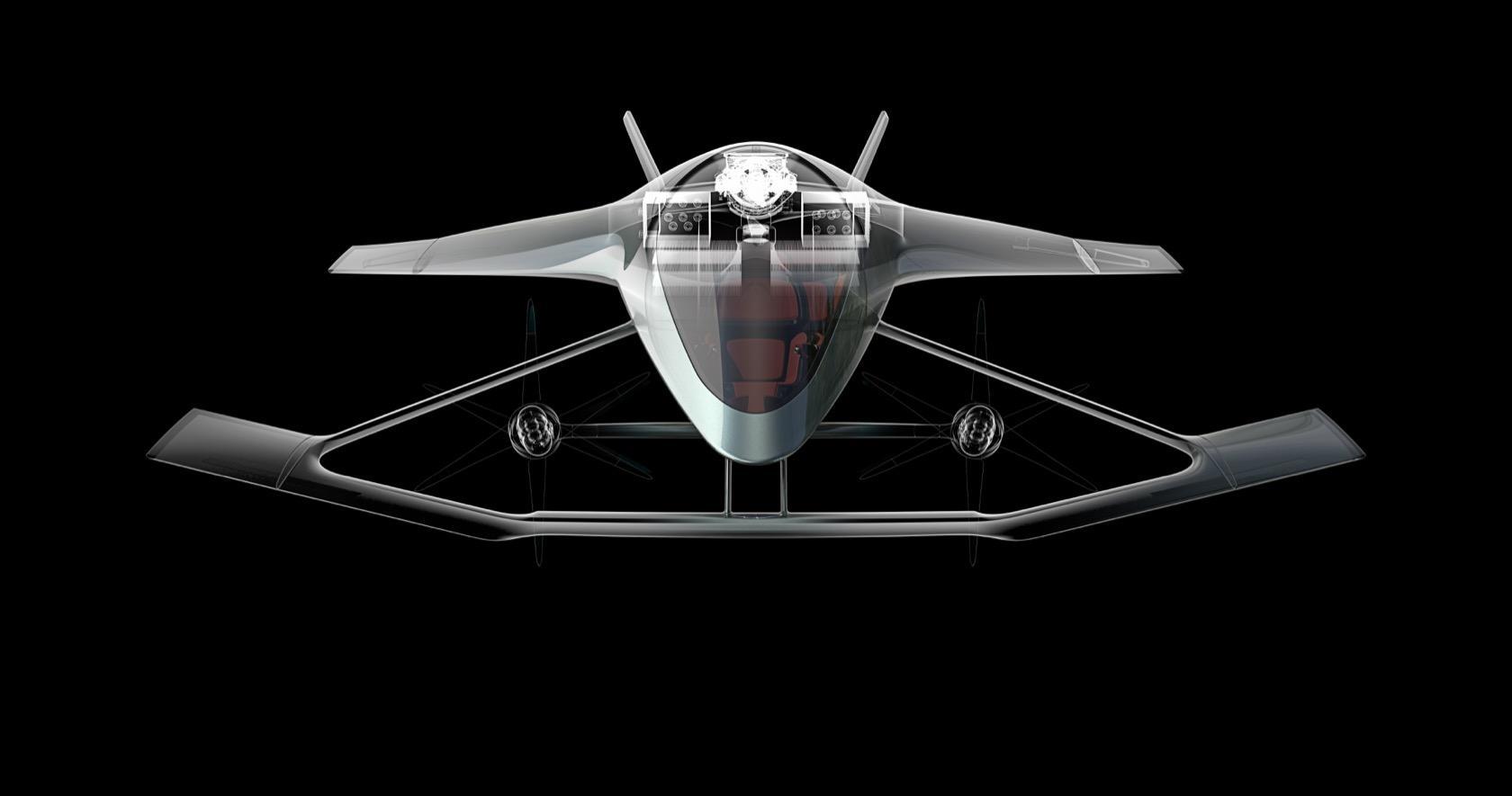 Aston Martin Just Revealed A Self Flying Hybrid Plane Slashgear
