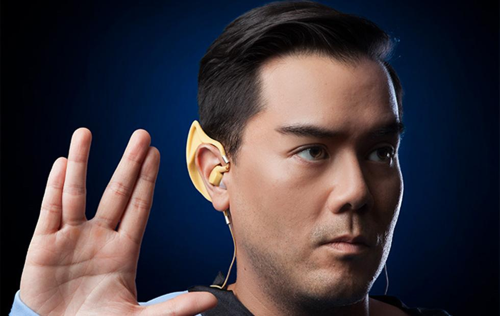 Vulcan wireless earbuds are for Star Trek fans, not audiophiles