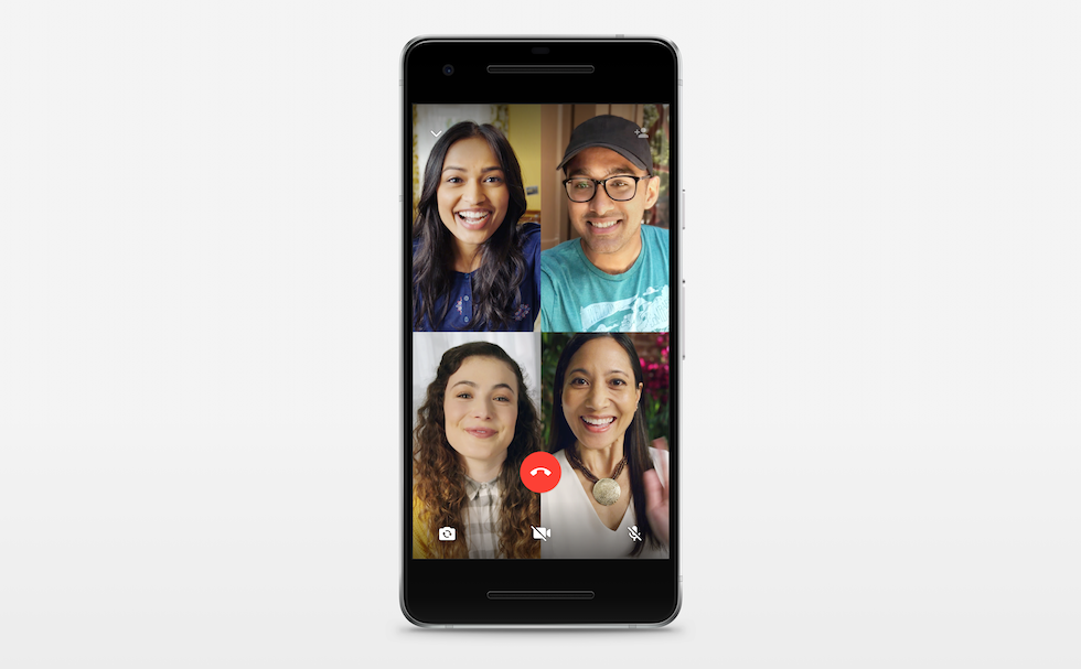 WhatsApp rolls out group video and audio calls