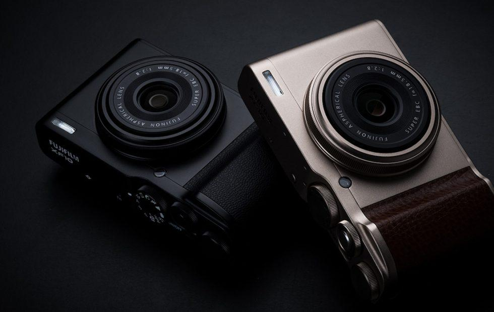 The Fujifilm XF10 wants to be your Instagram best friend