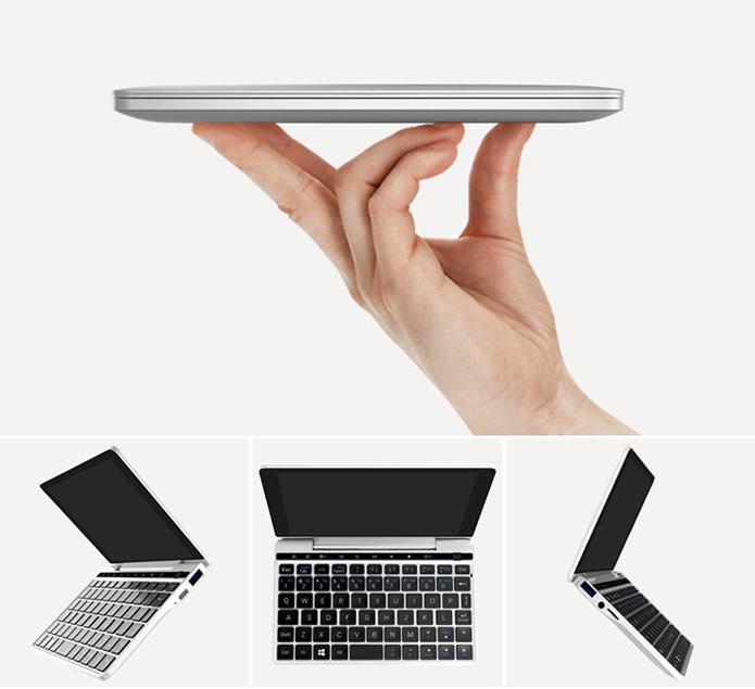 GPD Pocket 2 makes another case for mini laptops - SlashGear
