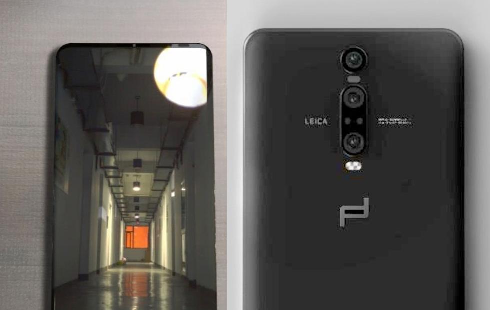 Huawei Mate 20 leak looks like Galaxy S10 early
