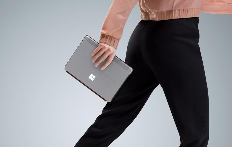 Surface Go official: Lite in more ways than one