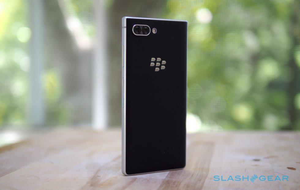 Mystery BlackBerry KEY2 lookalike appears in FCC listing