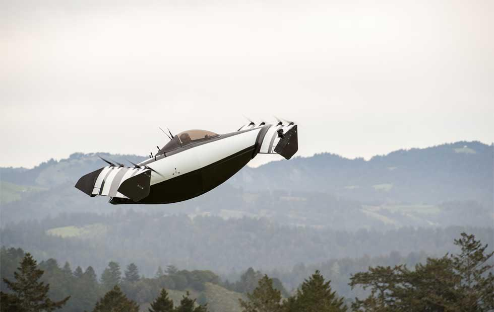 BlackFly electric personal VTOL ultralight aircraft is USA-qualified