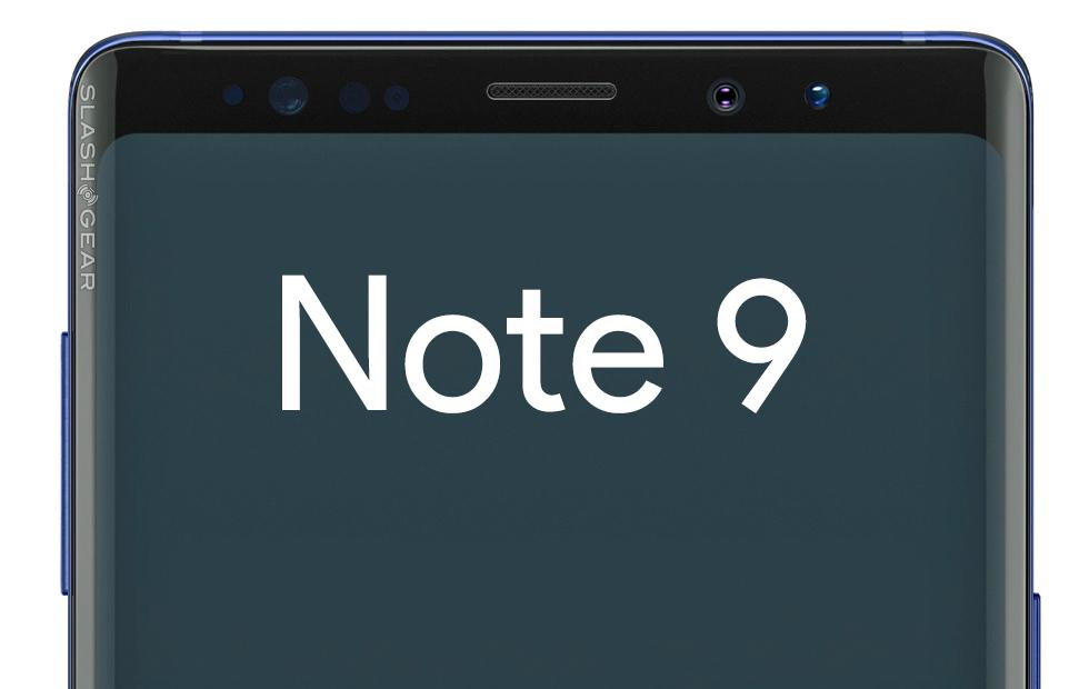 """Galaxy Note 9 """"official"""" image: Shocker or Non-shocker!"""