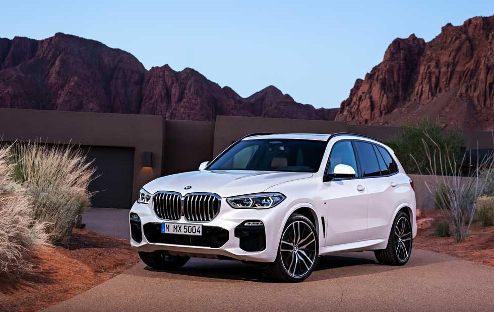 2019 Bmw X5 Sports Activity Vehicle Pricing Announced Slashgear