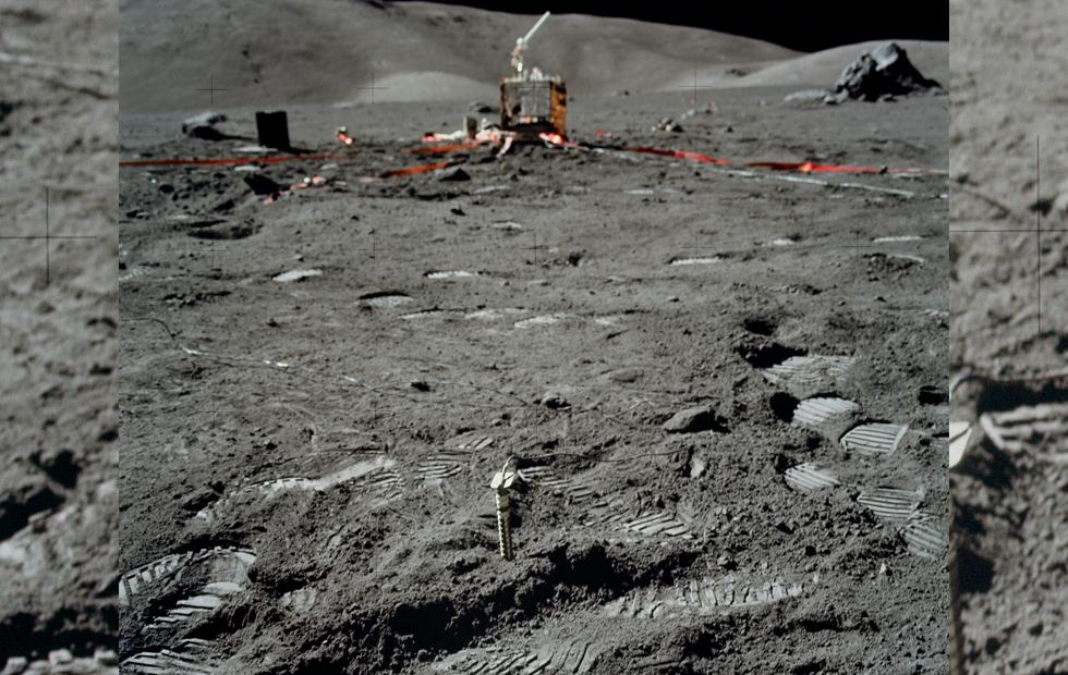 NASA's lost Apollo moon heat probe data: True science is real boring