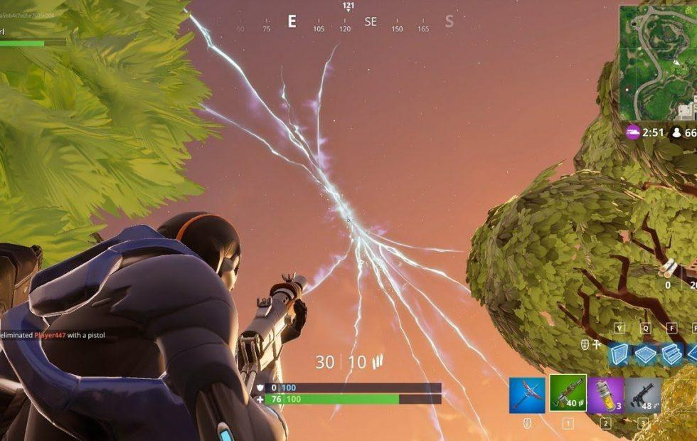 Fortnite's missile launch leads to player setting new solo kills