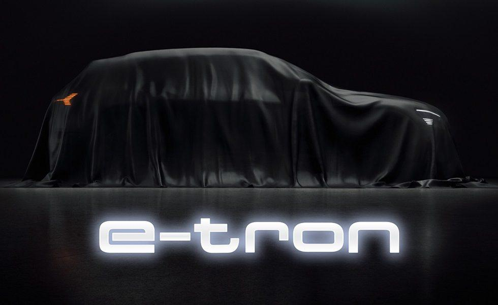 Audi e-tron SUV set to finally debut in September