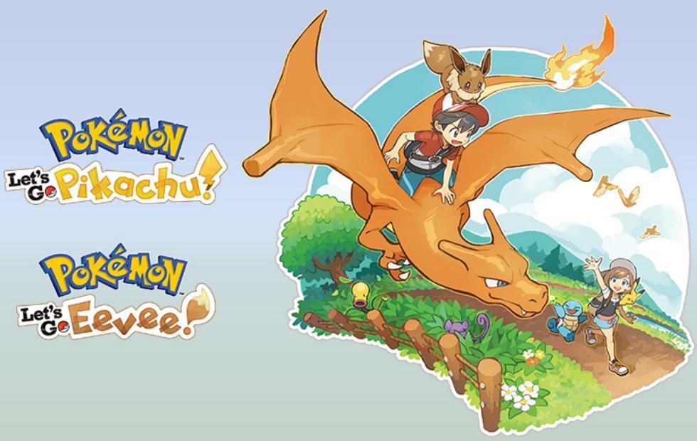 Let's Go, Pikachu, Eevee! will make Pokemon fans buy a Switch