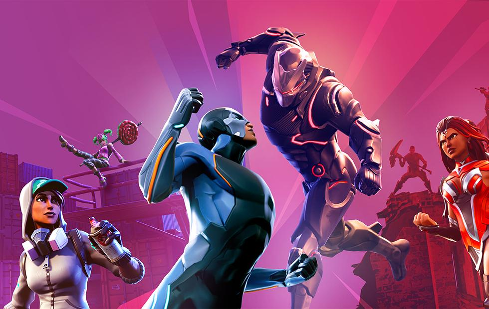 Fortnite Blockbuster contest seeks creators for in-game superhero movie