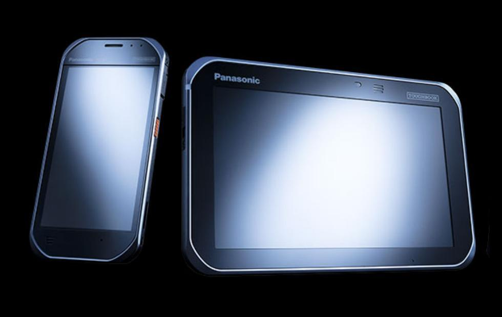 Panasonic Toughbook T1, L1 are rugged but stylish