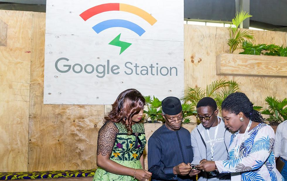 Google plans to launch 200 high-quality Internet hotspots in Nigeria