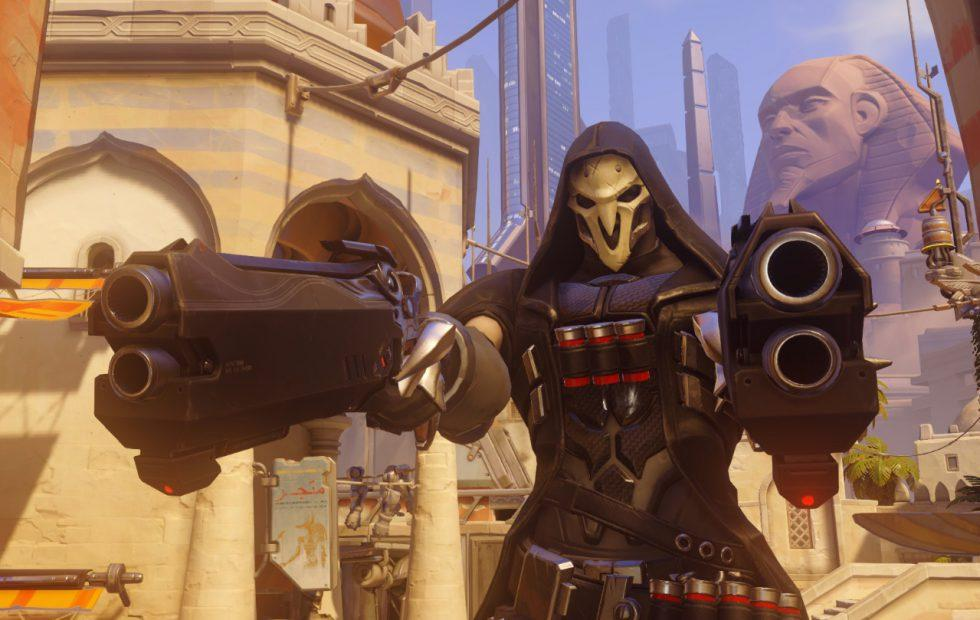 Blizzard partners with Nerf for official Overwatch blaster