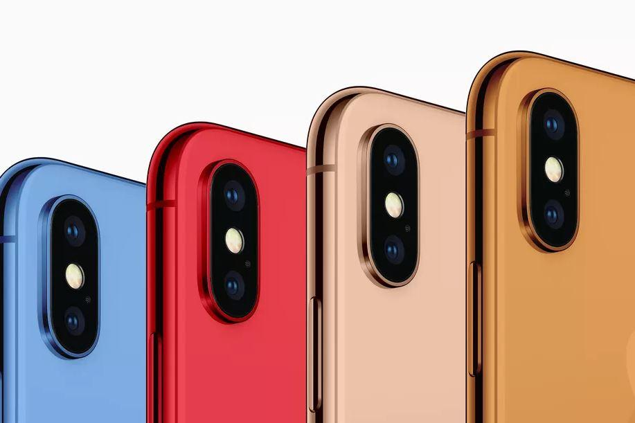 2018 iPhone lineup could finally bring back some color