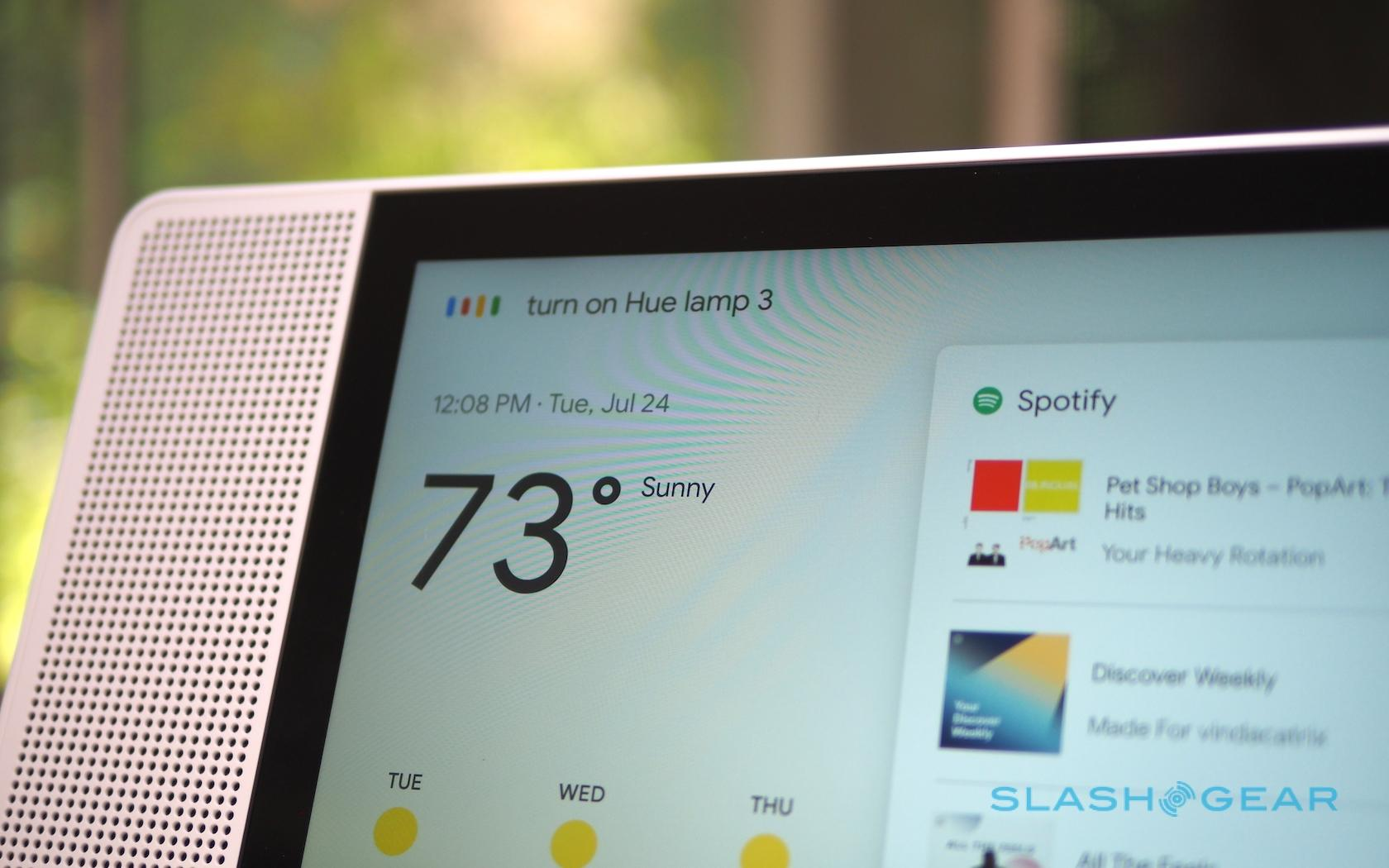 Lenovo Smart Display Review: Show & Tell for the Google
