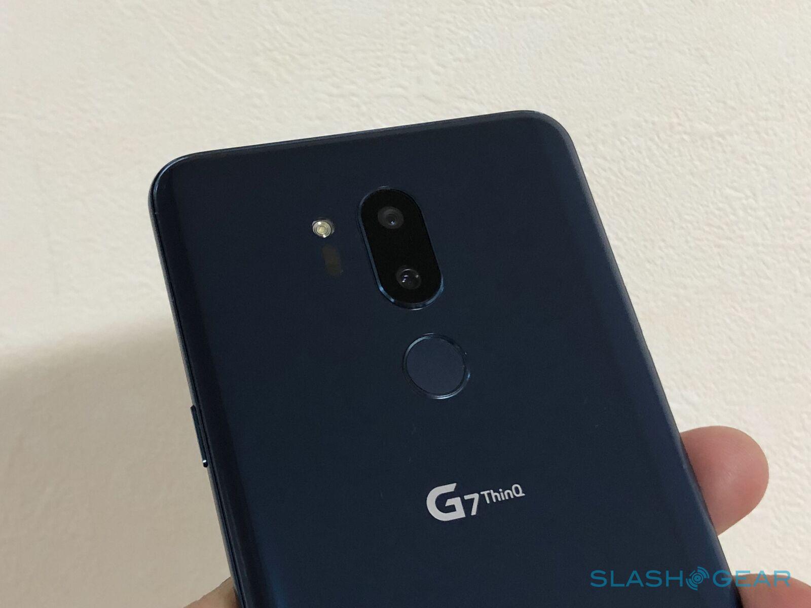 LG G7 ThinQ Review: sounds better than it looks - SlashGear