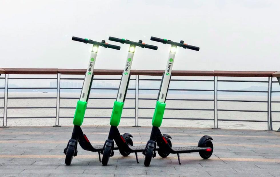 Uber and Lime team to promote bike and scooter sharing
