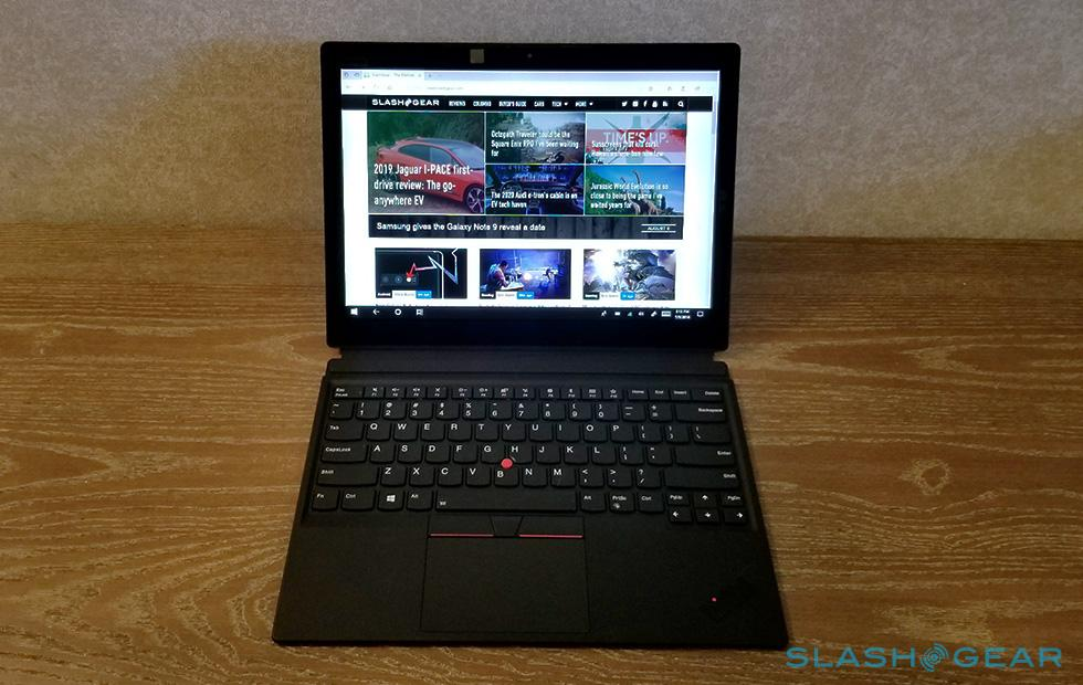 Review: Lenovo ThinkPad X1 Tablet (3rd-gen)