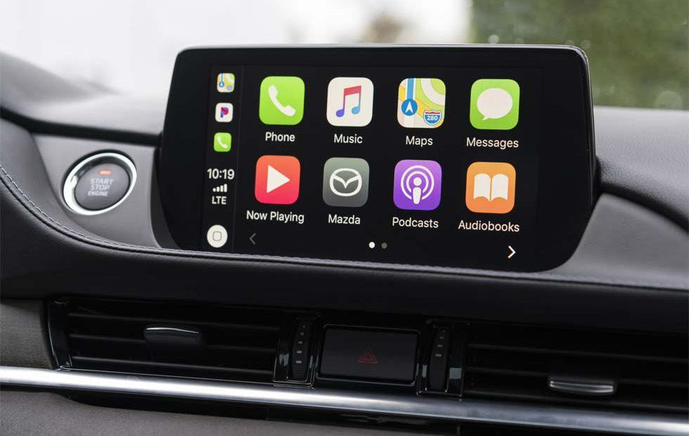 2018 Mazda6 gets Apple CarPlay and Android Auto