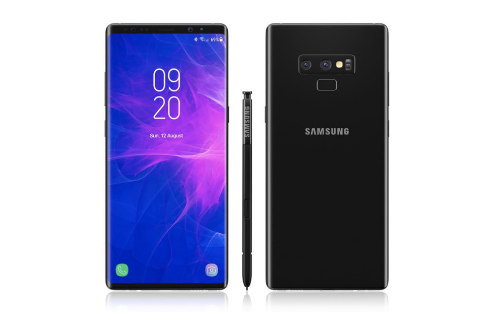 Galaxy Note 9 launch date: when the re-imagined S Pen arrives