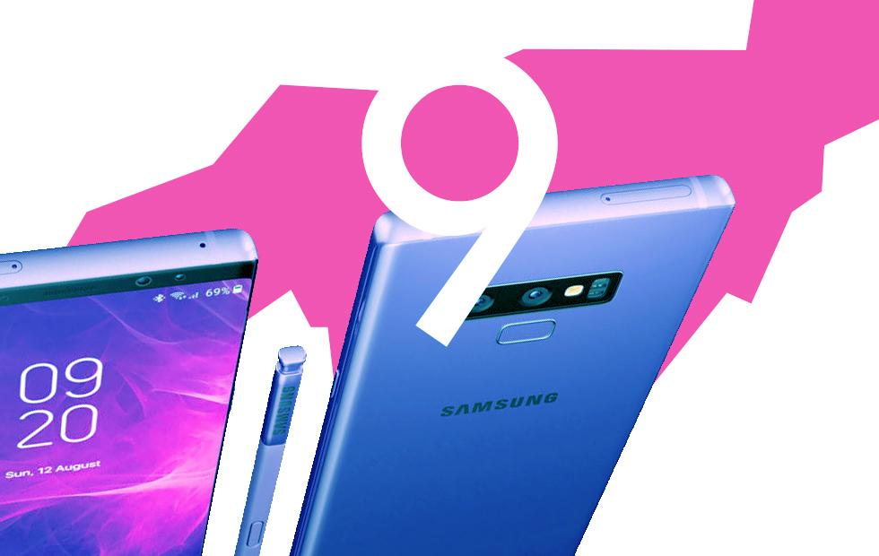 Galaxy Note 9 details: Features and Functions pre-release