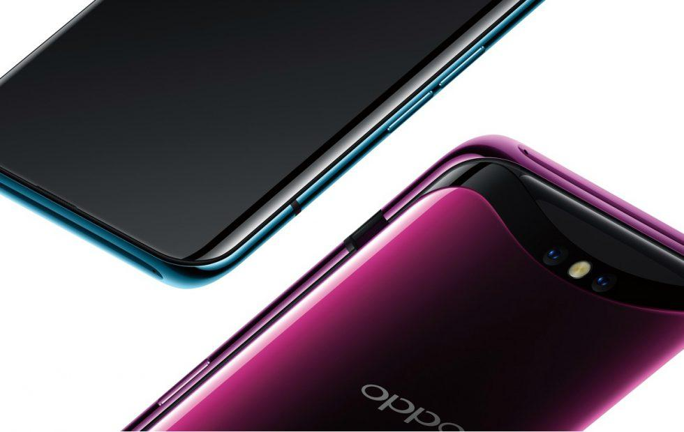 OPPO Find X teardown exposes its clever camera slider trick