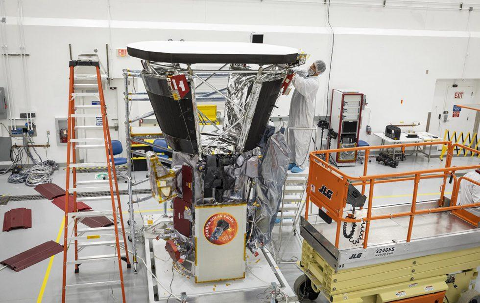 This is how NASA's Sun probe will survive 2,500F temperatures