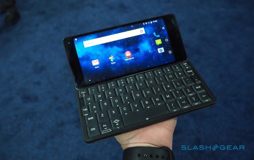 Gemini PDA could get a Wear OS powered second screen