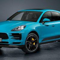New Porsche Macan unveil shows one sexy SUV - SlashGear