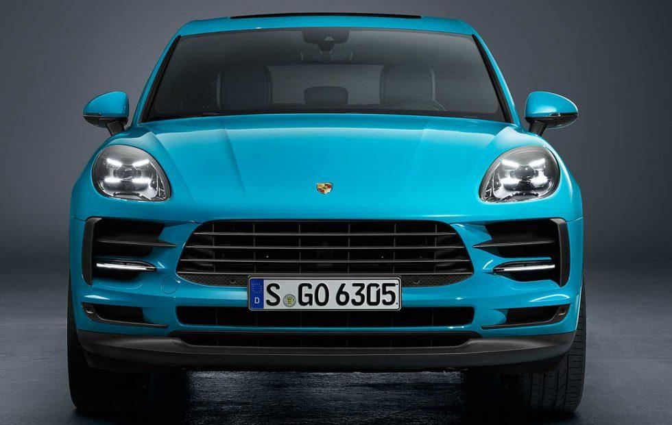 New Porsche Macan unveil shows one sexy SUV