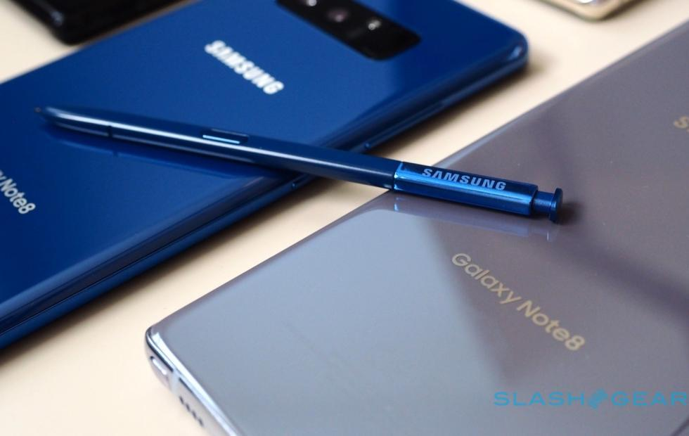 The Galaxy Note S Pen has plateaued and that's perfect