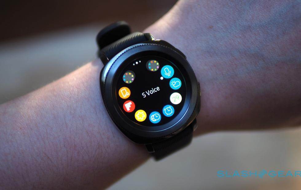 Galaxy Watch name confirmed, Samsung Bixby inside
