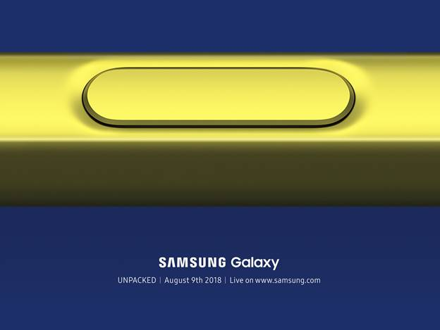 Galaxy Note 9 S Pen could be the most talented stylus yet