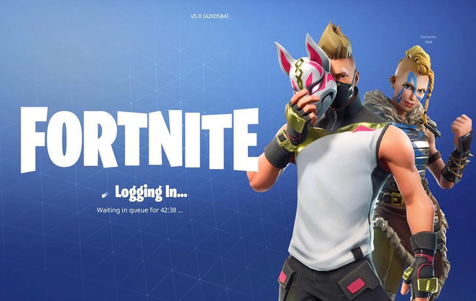 Fortnite Game Servers Down Fortnite Servers Go Down As Epic Probes Multiple Game Issues Slashgear