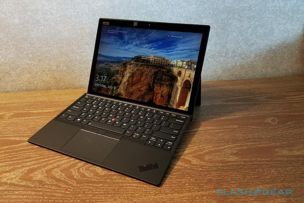 Review: Lenovo ThinkPad X1 Tablet (3rd-gen) - SlashGear