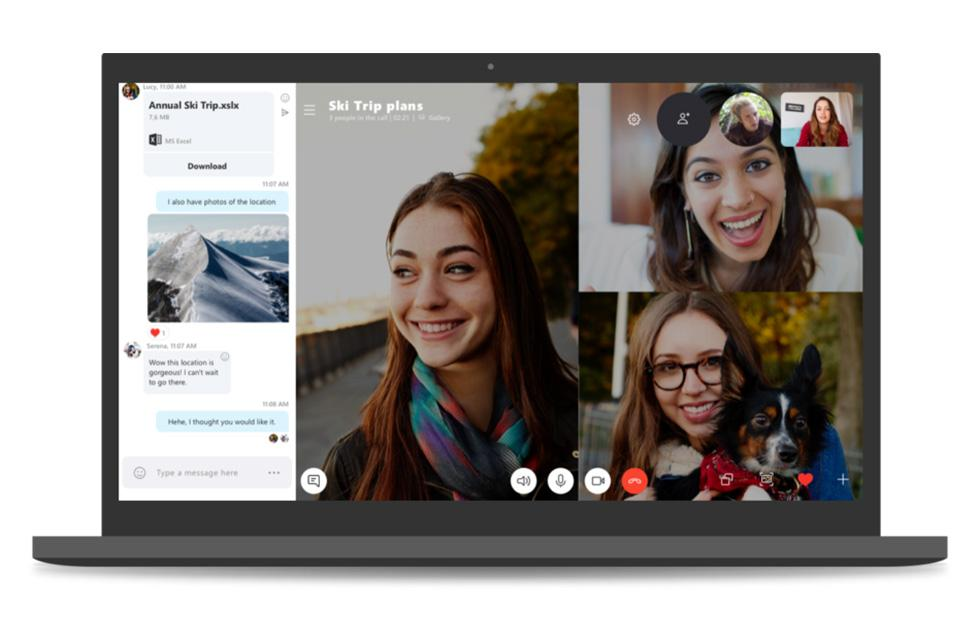 Skype 8.0 arrives to replace Classic: update before September 1