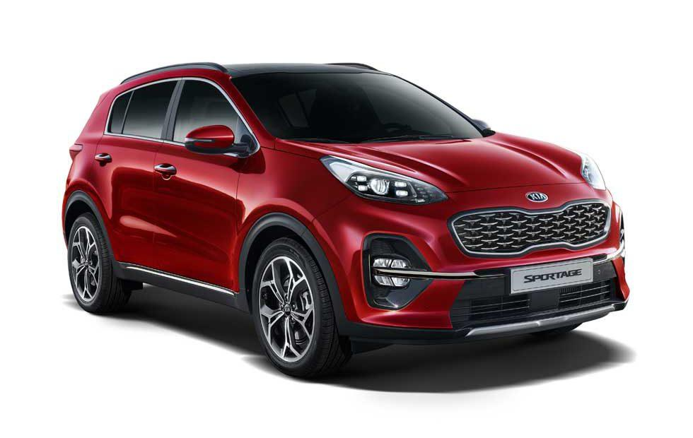 2018 Kia Sportage gets updated outside and in plus hybrid diesel power