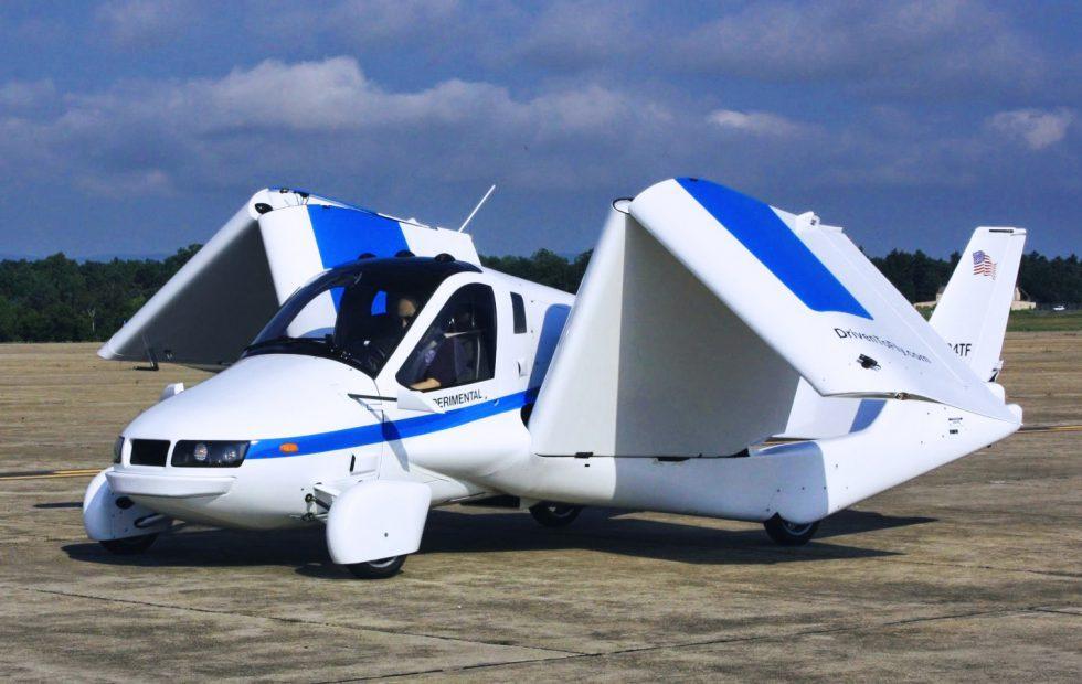 Terrafugia S Flying Car Sets 2019 Debut With Tech Upgrade